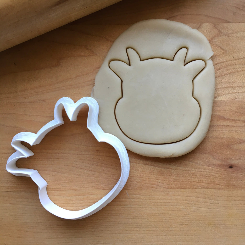 Cow Cookie Cutter/Dishwasher Safe
