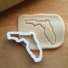 State of Florida Cookie Cutter/Dishwasher Safe