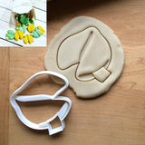 Fortune Cookie Cookie Cutter/Dishwasher Safe