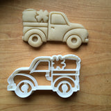 St. Patrick's Day Pickup Truck Cookie Cutter/Dishwasher Safe