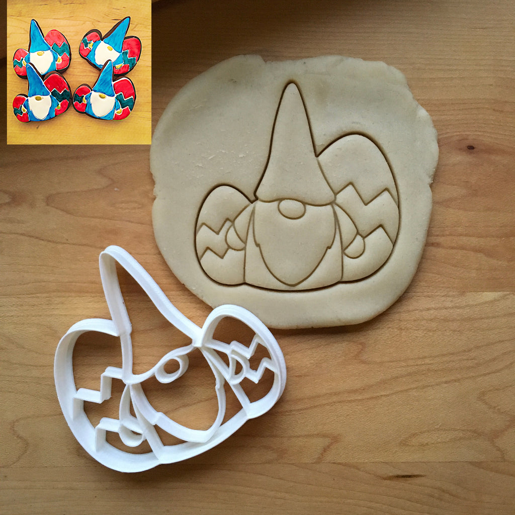 Easter Gnome Cookie Cutter/Dishwasher Safe