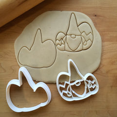 Set of 2 Easter Gnome Cookie Cutters/Dishwasher Safe
