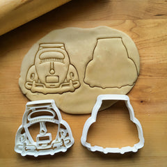 Set of 2 Car Trunk Cookie Cutters/Dishwasher Safe