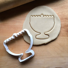 Menorah Cookie Cutter/Dishwasher Safe