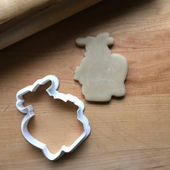 Golf Bag Cookie Cutter/Dishwasher Safe