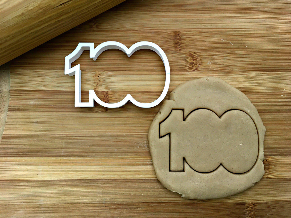 #100 Cookie Cutter