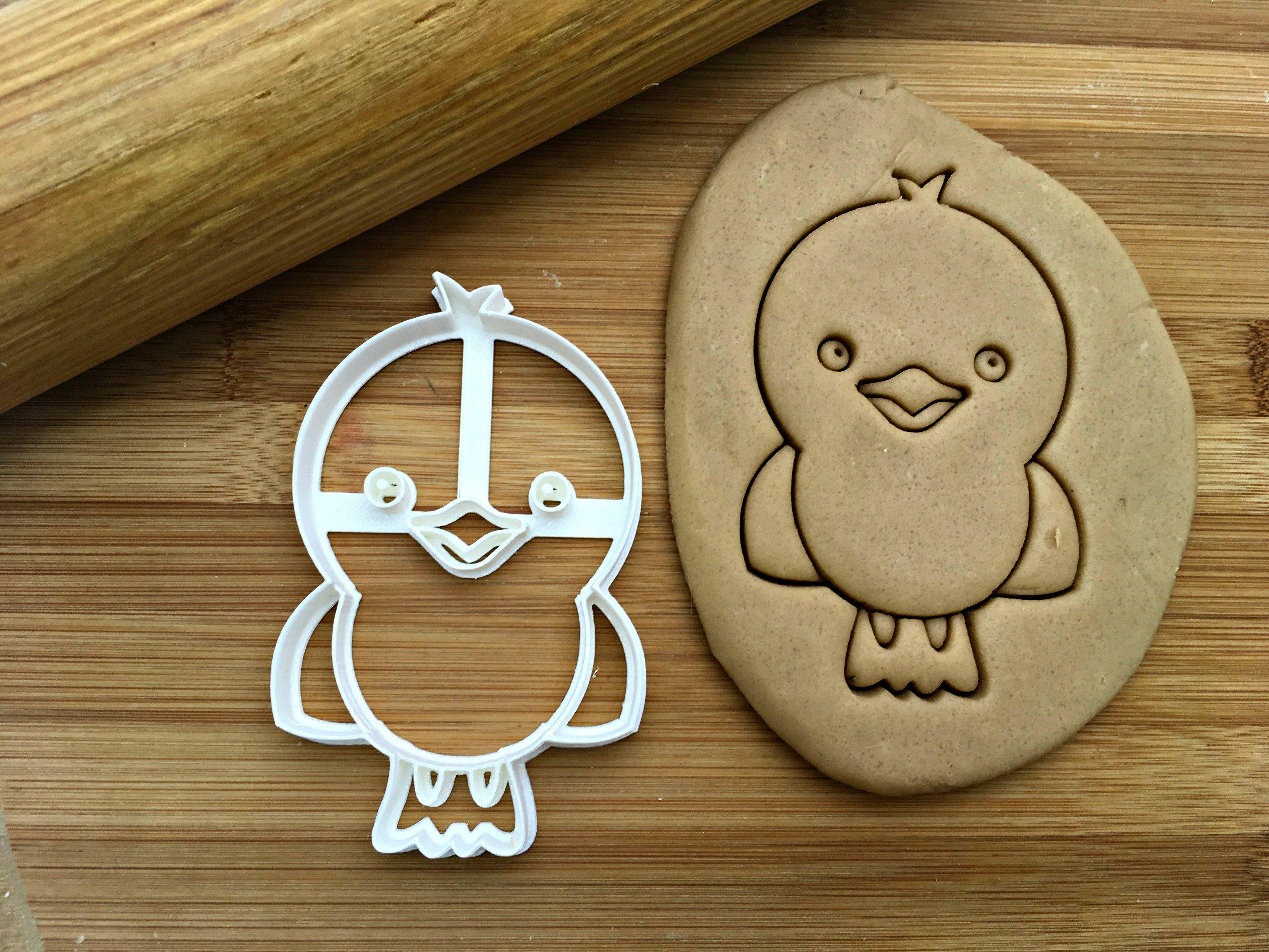 Bird Cookie Cutter/Dishwasher Safe