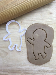 Astronaut Cookie Cutter/Dishwasher Safe