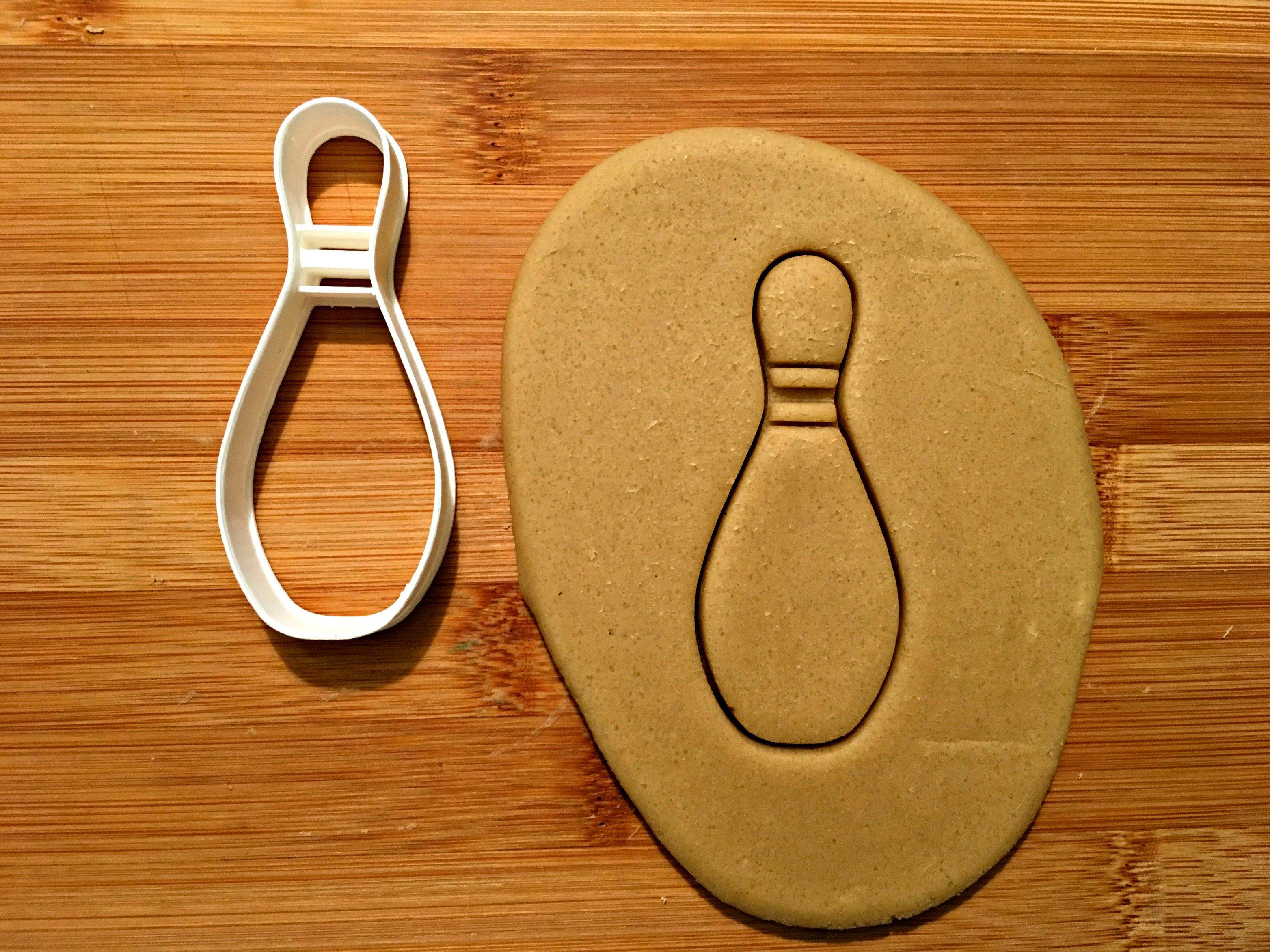 Bowling Pin Cookie Cutter