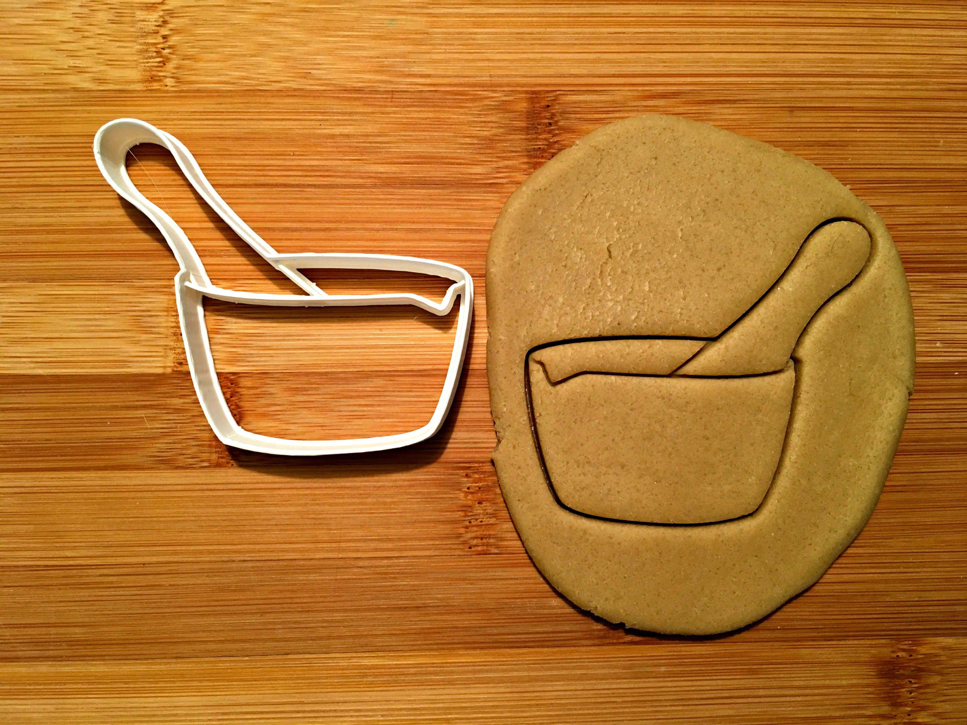 Crucible Cookie Cutter