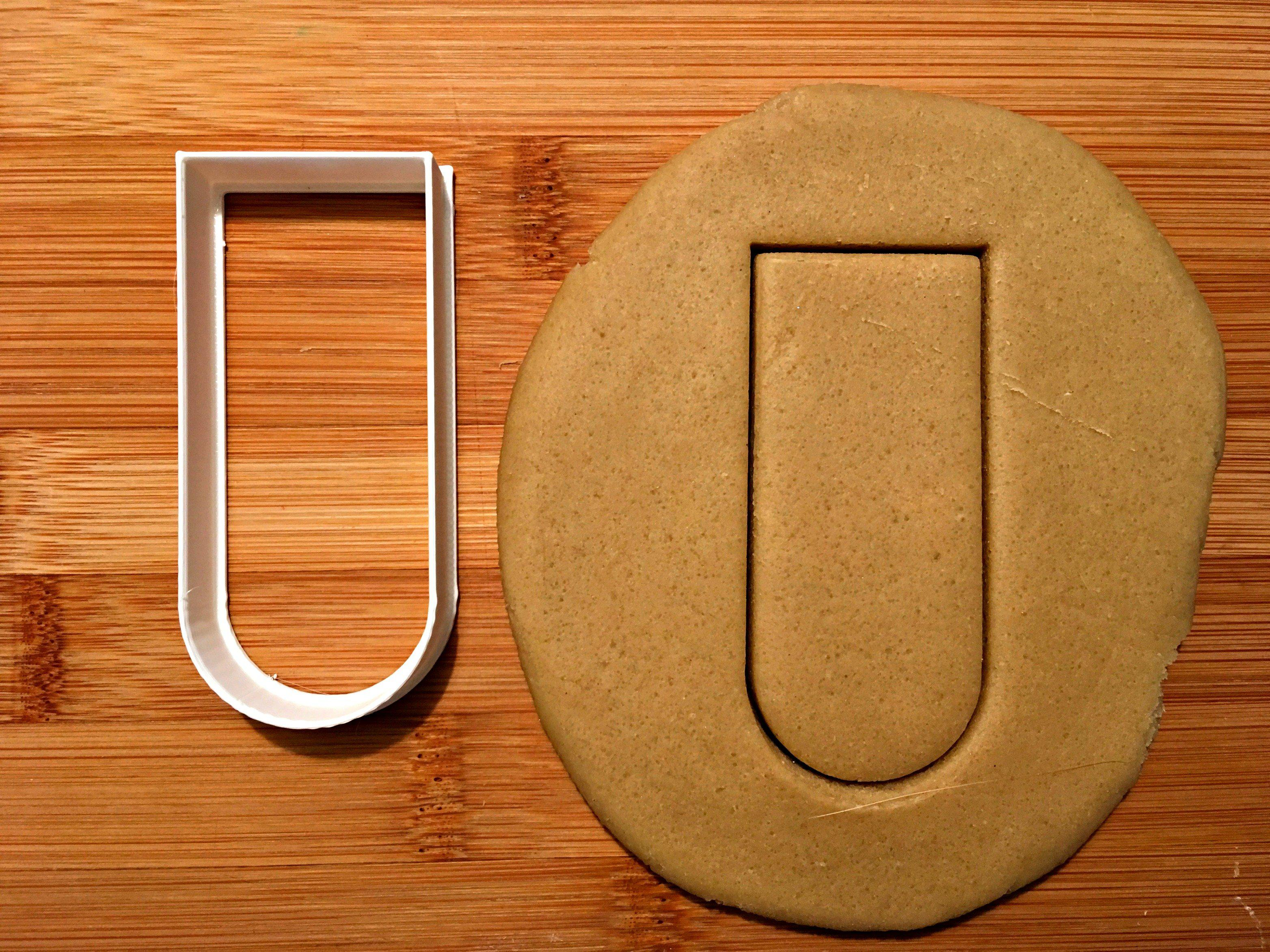 Test Tube Cookie Cutter