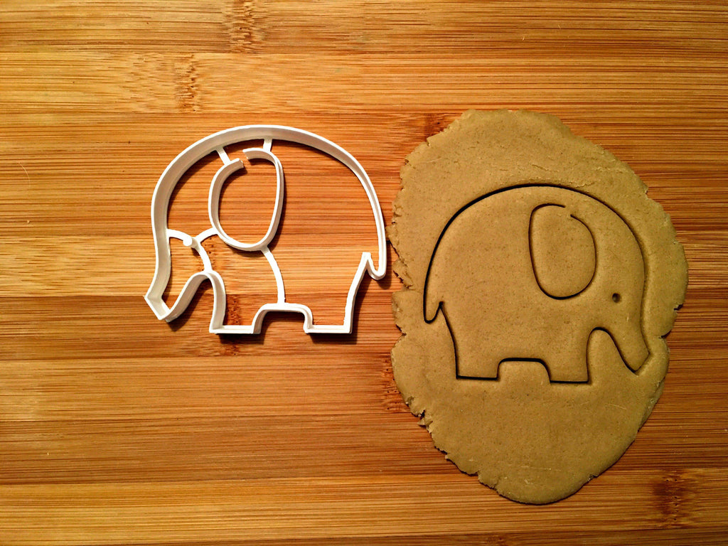 Baby Elephant Cookie Cutter