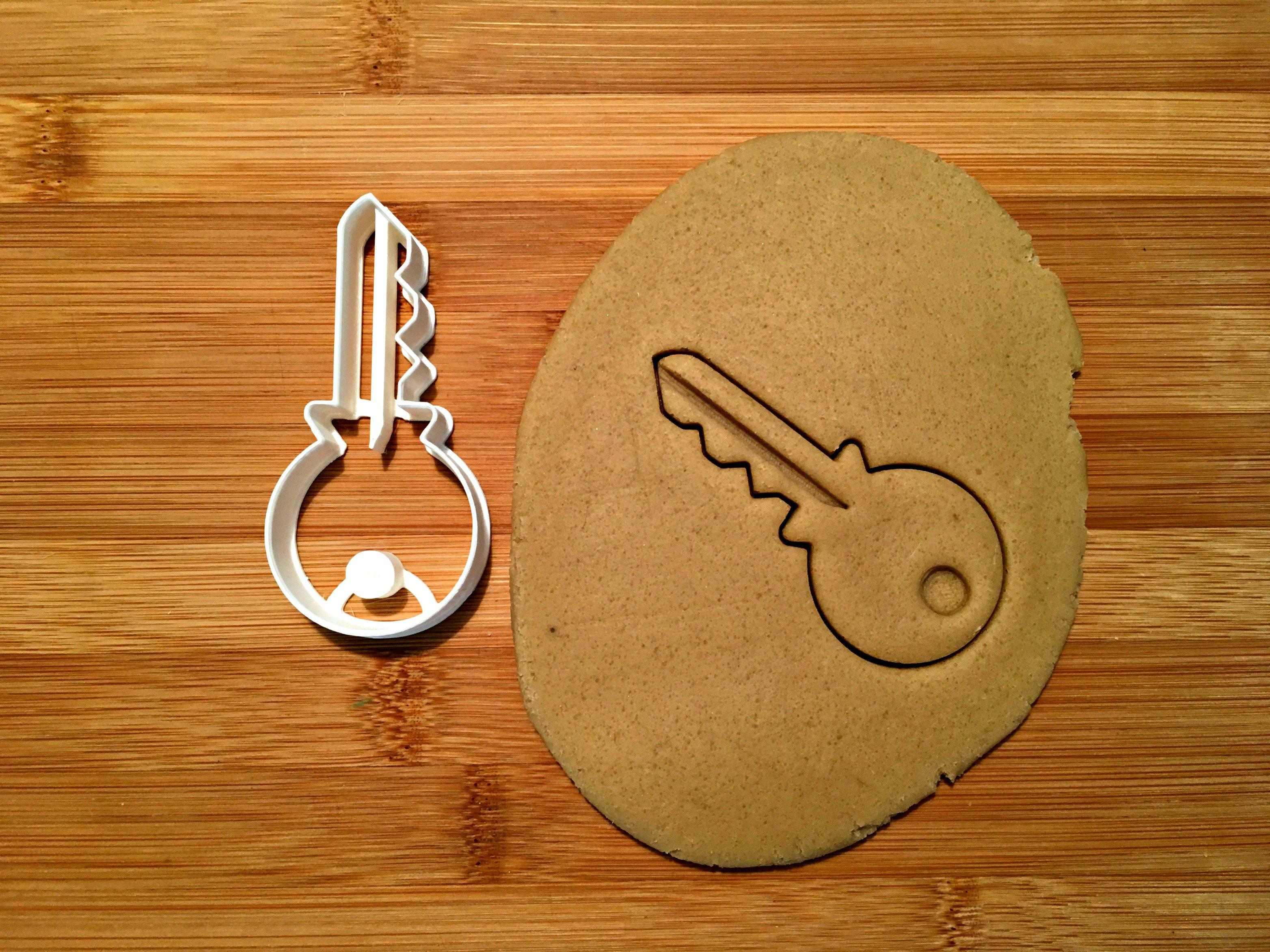Key Cookie Cutter