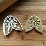 Lung Cookie Cutter
