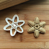 Atom Cookie Cutter/Dishwasher Safe