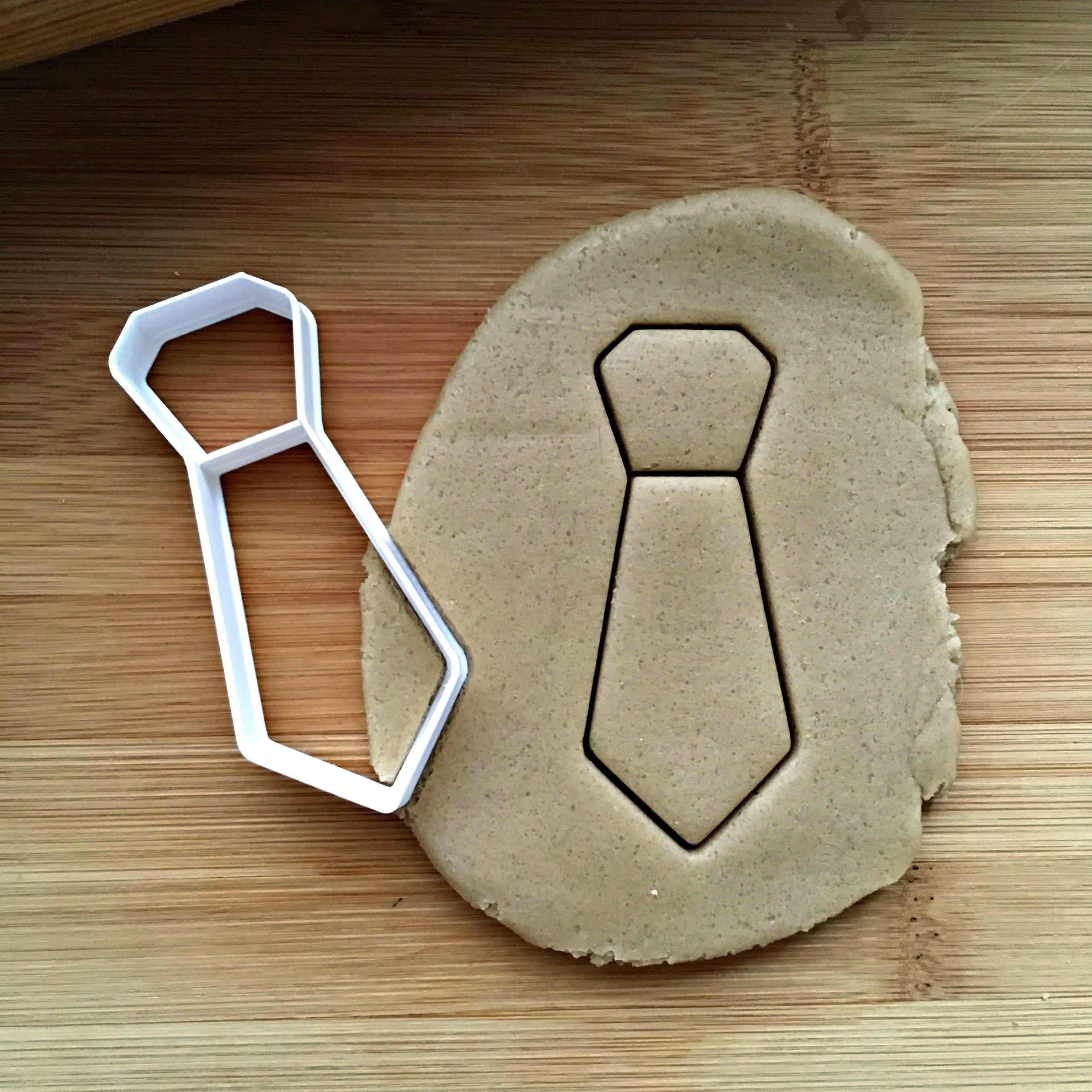 Tie Cookie Cutter