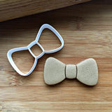 Bow Tie Cookie Cutter/Dishwasher Safe