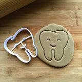 Tooth Cookie Cutter/Dishwasher Safe