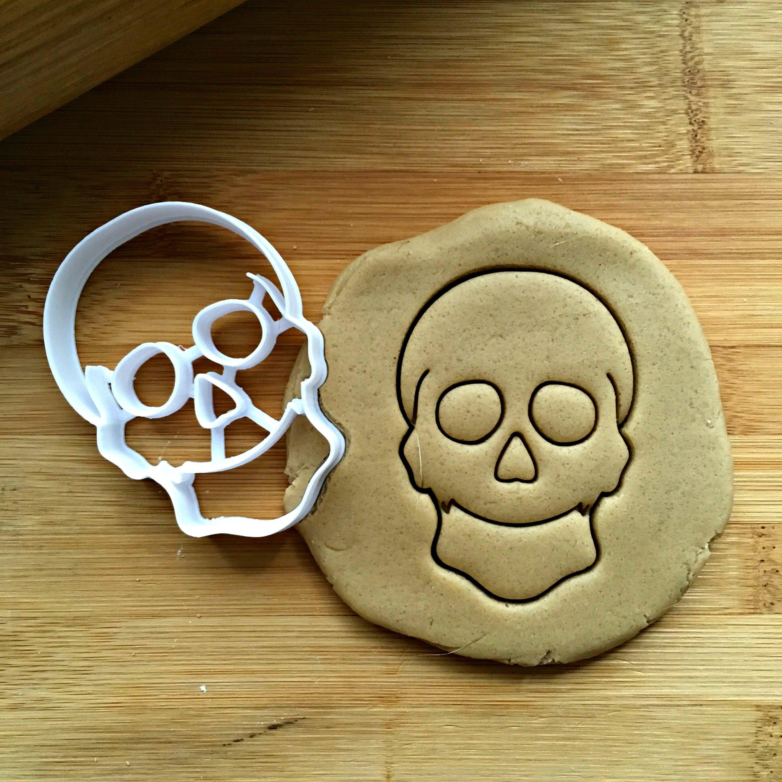 Skull Cookie Cutter