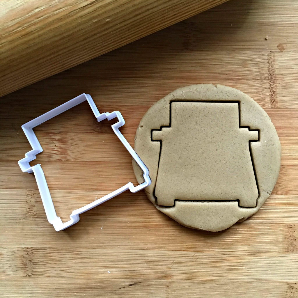 Typewriter Cookie Cutter