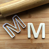 Letter M Cookie Cutter