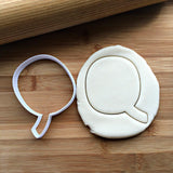 Letter Q Cookie Cutter/Dishwasher Safe