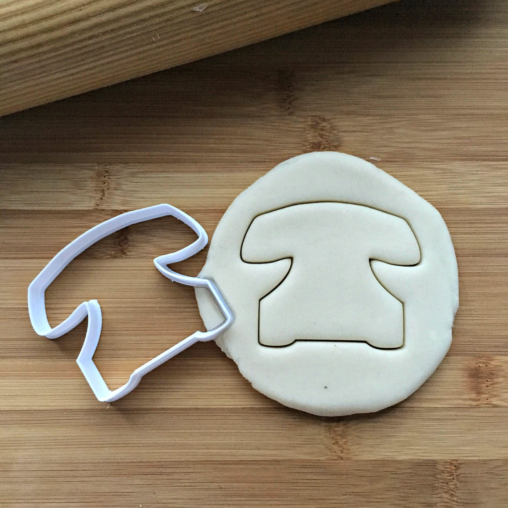 Telephone Cookie Cutter/Dishwasher Safe