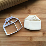 Set of 2 Milk Carton Cookie Cutters/Dishwasher Safe