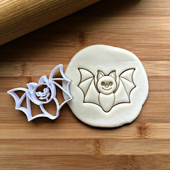 Bat Cookie Cutter/Dishwasher Safe