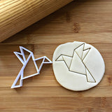 Origami Dove Cookie Cutter/Dishwasher Safe
