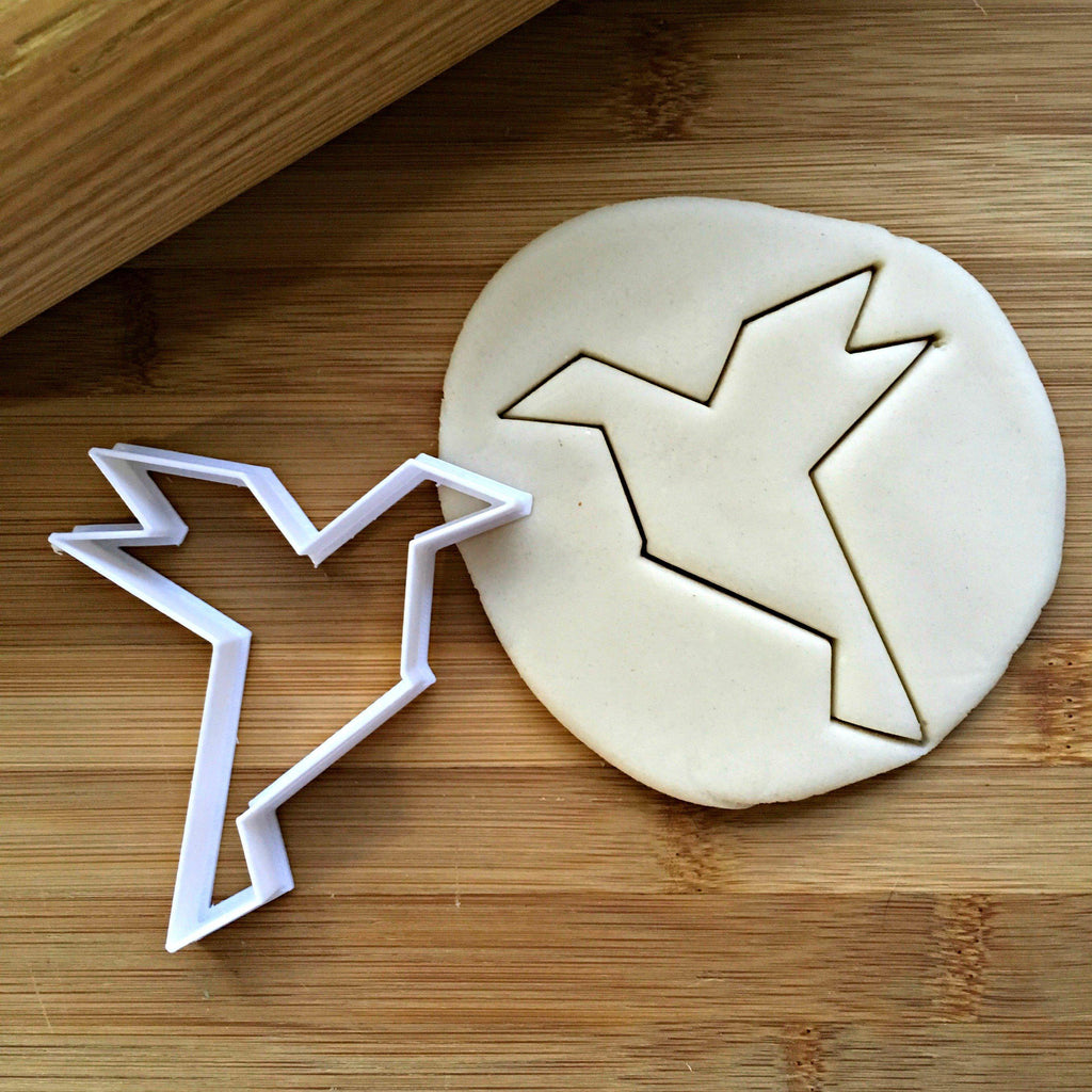 Origami Dove Cookie Cutter