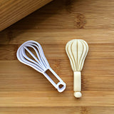 Whisk Cookie Cutter