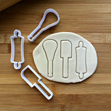 Kitchen Gadgets Cookie Cutter Set