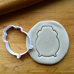 Alarm Clock Cookie Cutter/Dishwasher Safe