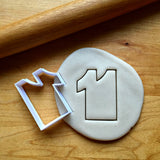 Number 11 Cookie Cutter