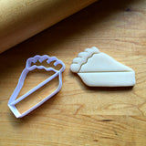 Slice of Pie Cookie Cutter/Dishwasher Safe