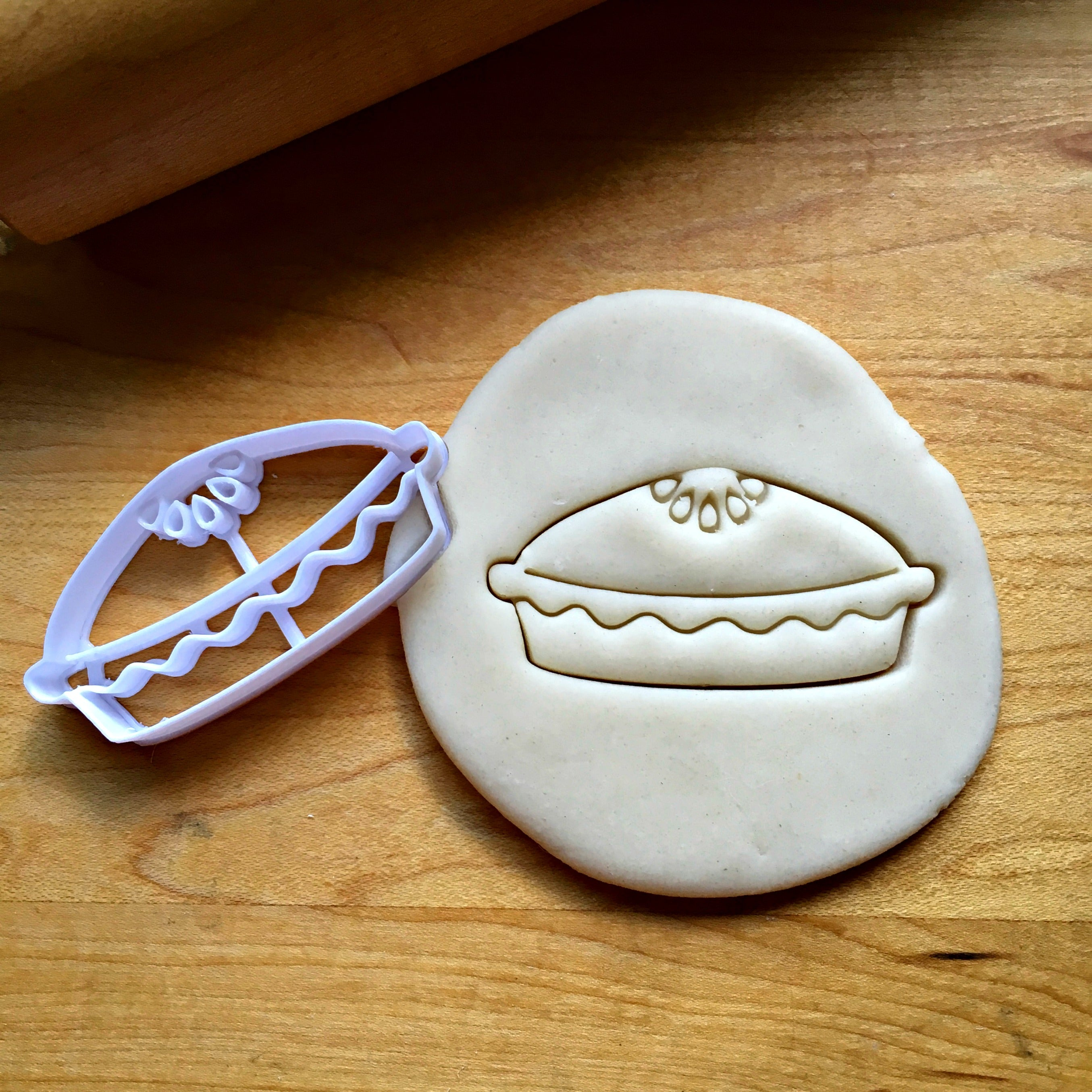 Pie Cookie Cutter