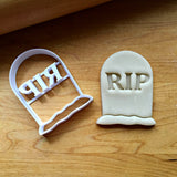 R.I.P. Tombstone  Cookie Cutter/Dishwasher Safe