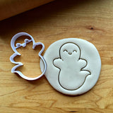 Smiling Ghost Cookie Cutter