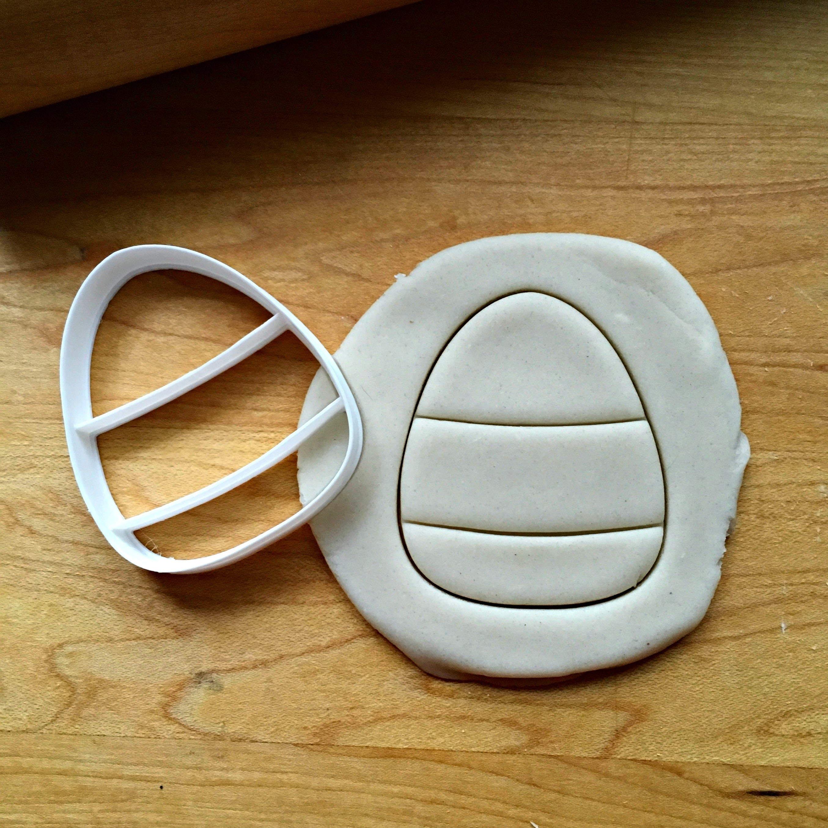 Candy Corn Cookie Cutter/Dishwasher Safe