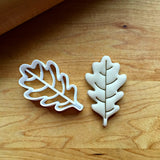 Oak Leaf Cookie  Cutter/Dishwasher Safe