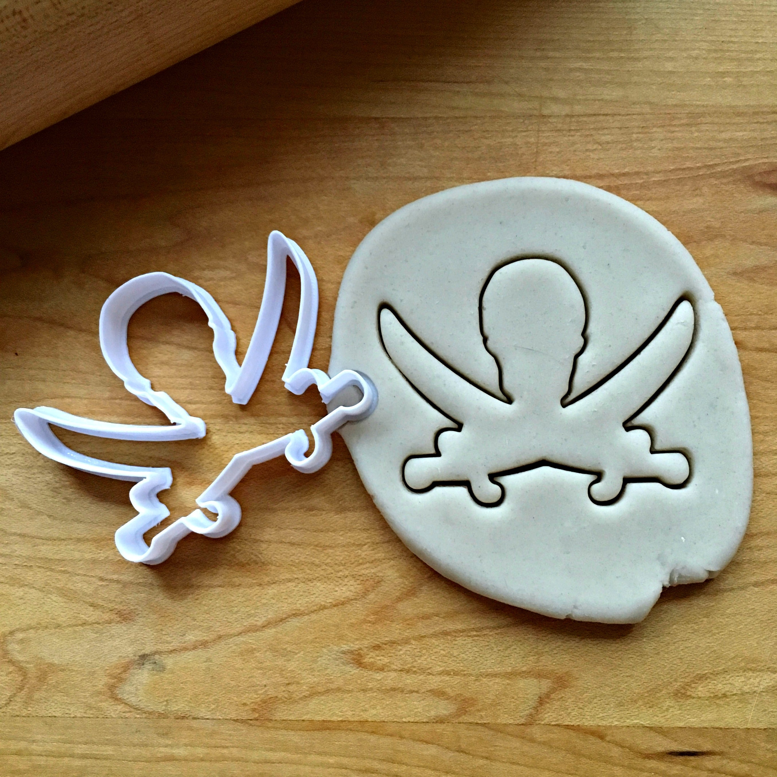 Jolly Roger Cookie Cutter/Dishwasher Safe