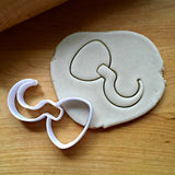 Pirate Hook Cookie Cutter/Dishwasher Safe