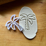 Palm Tree Cookie Cutter/Dishwasher Safe