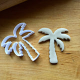 Set of 2 Palm Tree Cookie Cutters/Dishwasher Safe