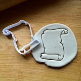 Scroll Cookie Cutter/Dishwasher Safe