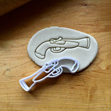 Set of 2 Pirate Weapon Cookie Cutters