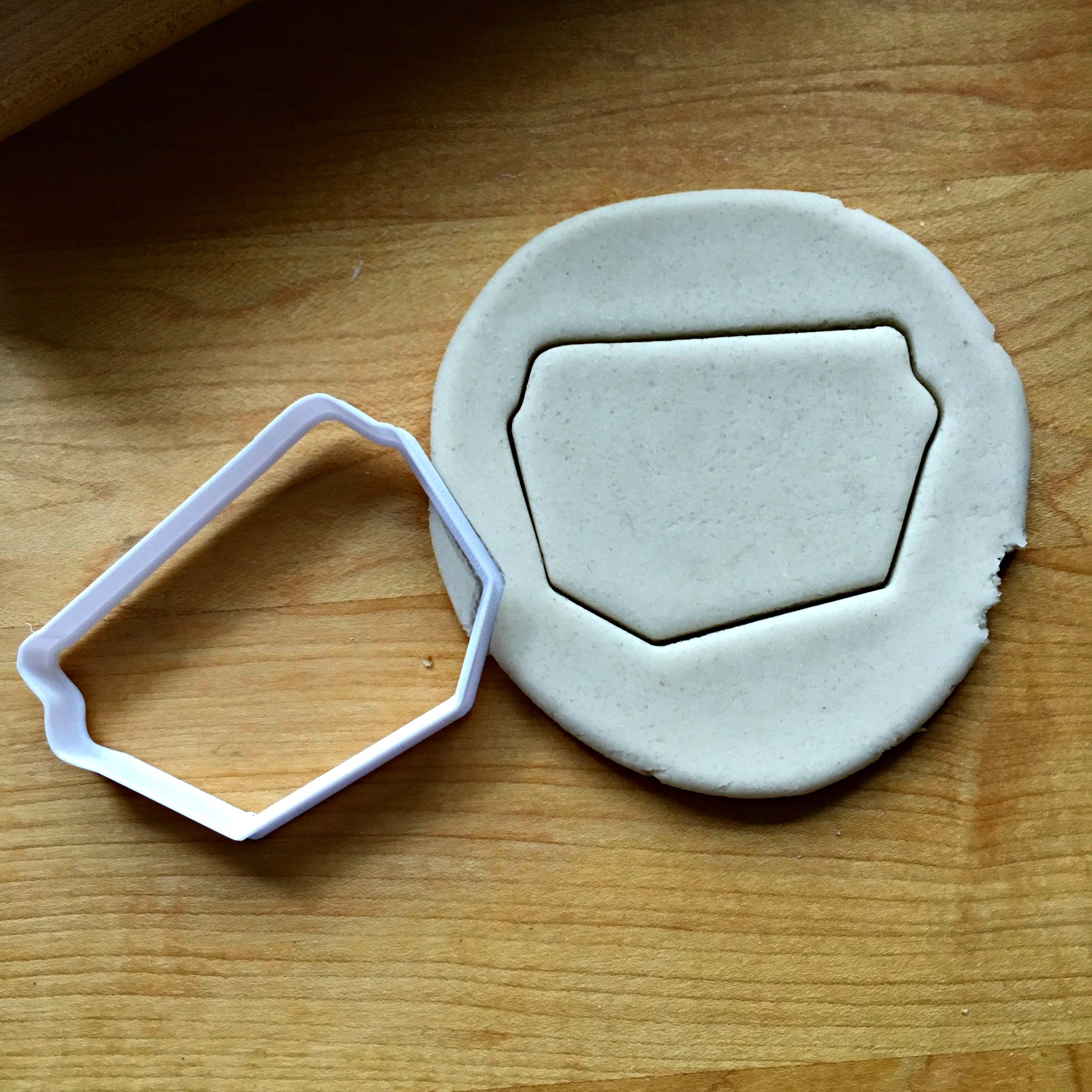 Treasure Chest Cookie Cutter/Dishwasher Safe