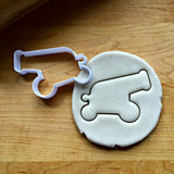 Set of 2 Cannon Cookie Cutters