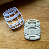 Barrel Cookie Cutter